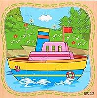 Tuersuer 幼児用玩具 クリエイティブ 木製 教育パズル 早期学習 数字の形 カラー 動物のおもちゃ 子供への素晴らしい贈り物