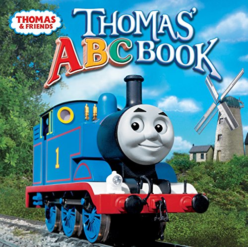 Thomas' ABC Book (Thomas & Fri...