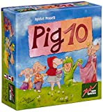 Pig 10個のジグソーチ 教育ボードゲーム