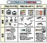 ソト(SOTO) パワーガス105トリプルミックス SOD-710T 画像
