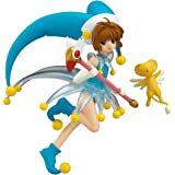Max Factory Cardcaptor Sakura Kinomoto Battle Costume Version Figfix Statue