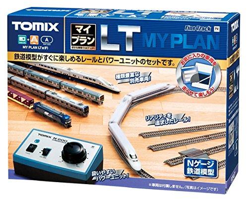 TOMIX Nゲージ マイプラン LT III F 9094...