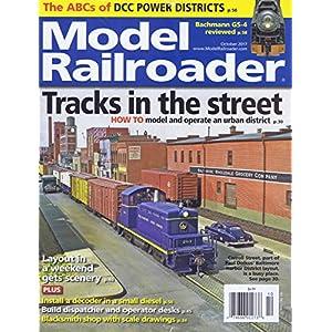 Model Railroader [US] October 2017 (単号)