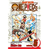 One Piece, Vol. 5: For Whom The Bell Tolls (One Piece Graphic Novel) (English Edition)