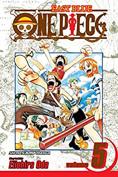 One Piece, Vol. 5: For Whom The Bell Tolls (One Piece Graphic Novel) by [Oda, Eiichiro]