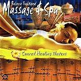バリ島癒し&リラクゼーションCD 『Balinese Traditional Massage & Spa』 マッサージ&スパ  バリ雑貨