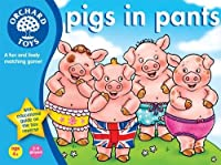 Orchard Toys Pigs in Pants By ToyLand [並行輸入品]