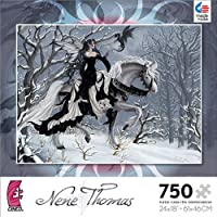 Nene Thomas: A Chance Encounter - 750 Piece Jigsaw Puzzle by Ceaco by Ceaco