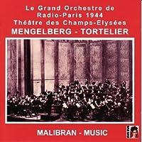 Anacreon Overture/Cello Concer by TORTELIER/LE GRAND ORCHESTRE D