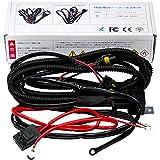 Electronics Best Deals - Unipower Electronics HID用リレー・ハーネスセット H1/H3/H7共用 ロングタイプ 【待望の新設計】【リレーハーネスの決定版】【人気のゴールドリーフ オリジナルモデル】