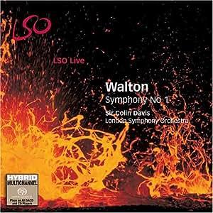 Walton:Symphony No.1 (Hybr)