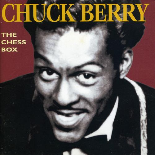 チャック・ベリー/ザ・チェス・ボックス(3CD)