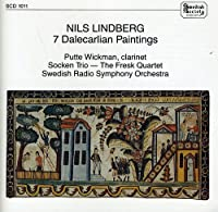 Seven Dalecarlian Paintings