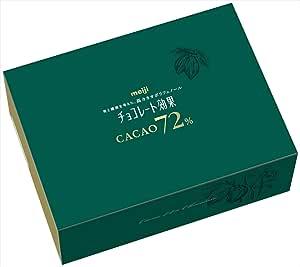 明治 チョコレート効果カカオ72%大容量ボックス 1kg