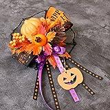 A plus floral art ハロウィン スパイダー ヘアオーナメント 髪飾り