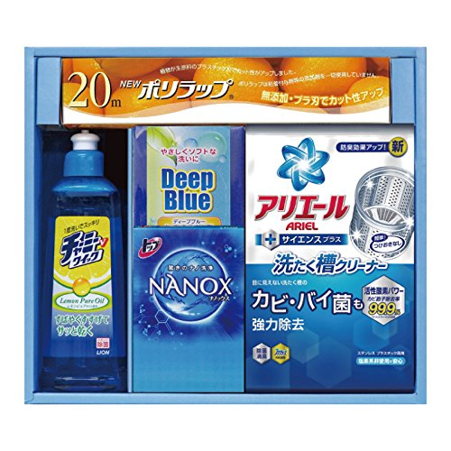 中央物産 洗剤ギフト ホームクリーンセット 5点セット AH...