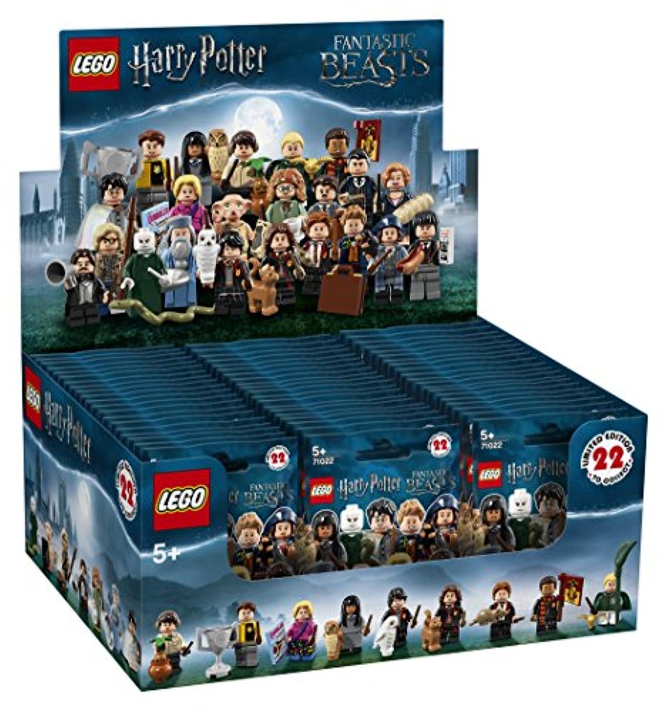 レゴ(LEGO) ミニフィギュア「ハリー?ポッター」&「ファンタスティック?ビースト」 シリーズ60個入 71022