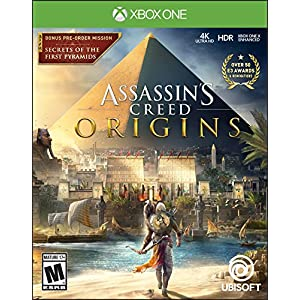 Assassin's Creed Origins - Day One Edition (輸入版:北米)