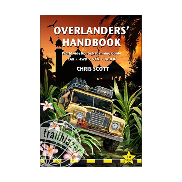 Overlanders Handbook: Wo...の商品画像