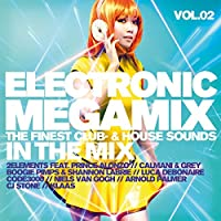 Electronic Megamix Vol.2: The Finest Club-& House Sounds In The Mix