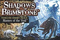 Shadows of Brimstone: Masters of the Void Deluxe Enemy Pack [並行輸入品]