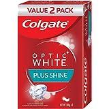 Colgate Optic White Plus Shine, 100g (Pack of 2)