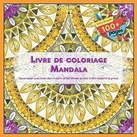 Livre de coloriage Mandala - Chacun conduit sa vie à toute allure et souffre de tout attendre du futur et d'être insatisfait du présent.
