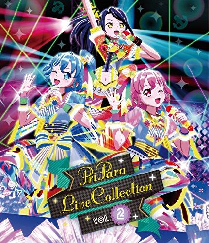 プリパラ LIVE COLLECTION Vol.2 BD [Blu-ray]