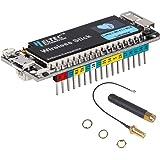 HiLetgo ESP32ワイヤレススティックLora + WiFi + BLE開発ボードSX1276モジュールLoRa WiFi Bluetooth Arduino LoRaWAN 868 / 915MHz、0.49インチOLEDディスプレイ