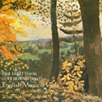 English Music for Viola by Bax