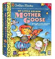 Golden Books - Mother Goose (輸入版)