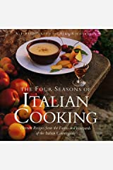 Four Seasons of Italian Cooking Hb Hardcover