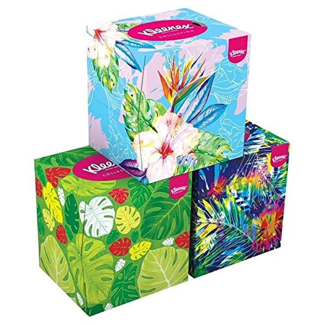 科学ラリーベルモントモードリンクリネックス収集キューブシングル - デザインは、パックごとに56の異なる場合があり x2 - Kleenex Collection Cube Singles - Design May Vary 56 per pack...