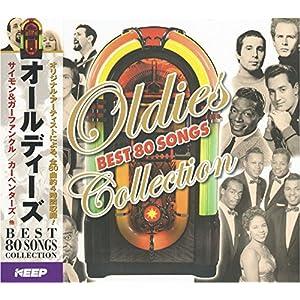 オールディーズ ベスト 80 ソングス コレクション CD3枚組 3CD-328