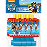 Paw Patrol Party Blowouts [8 per Pack]