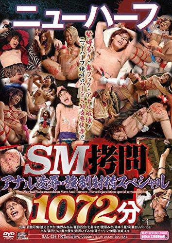 ニューハーフSM拷問アナル凌辱・強制射精スペシャル1072分 SHEMALE a la carte [DVD]