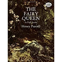 The Fairy Queen in Full Score (Dover Music Scores)