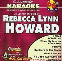 Karaoke: Rebecca Lynn Howard