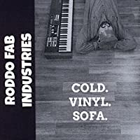 Cold Vinyl Sofa