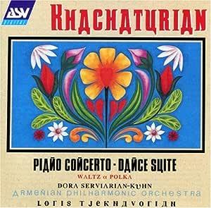 Concertos Piano/Dance Ste/Waltz & Polk
