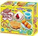 ポッピンクッキン たいやき おだんご 5入 食玩 知育菓子