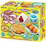 ポッピンクッキン たいやき&おだんご 5入 食玩・知育菓子