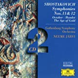 Shostakovich: Symphonies Nos. 11 & 12 / October  / Hamlet / The Age of Gold