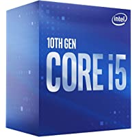 INTEL CPU BX8070110400 Core i5-10400 プロセッサー、2.90 GHz(最大4.3 G…