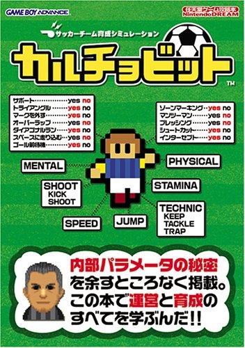 カルチョビット―サッカーチーム育成シミュレーション (任天堂ゲーム攻略本 Nintendo DREAM)