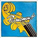 Pirastro Permanent 4/4 Cello A String - Chromesteel/Steel - Medium Gauge 【TEA】 [並行輸入品]