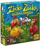 Zicke Zacke Huhnerkacke: Fur 2 - 4 Spieler ab 4 Jahren. Spieldauer: 15 -20 Minuten