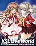 KSL Live World 2016~the Animation Charlotte&Rewrite~ [Blu-ray]