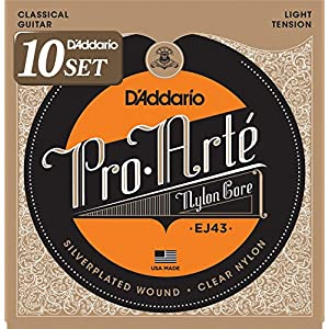 DAddario ダダリオ クラシックギター弦...の関連商品6
