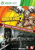 The Borderlands 2 & Dishonored Bundle - Xbox 360 [並行輸入品]